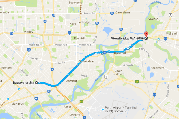 bayswater-stn-to-woodbridge-stn